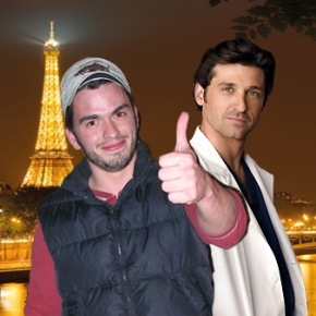 Get Your Game Face On: Valentine's Day inParis