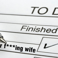 Help Out Your Wife or Get Ready to Sign Some Papers