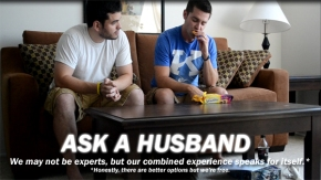 Model Husband Presents: Ask a husband