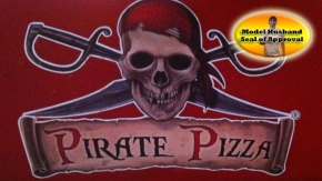 Product Reviews By Men: Pirate Pizza Will Steal Your Heart, Savagely Murder Your Hunger