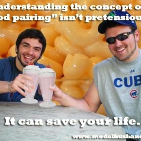 Bad Influences: Macaroni and Cheese and MilkshakeSundays