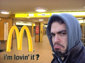 European Perspective: The Saddest McDonalds in Berlin