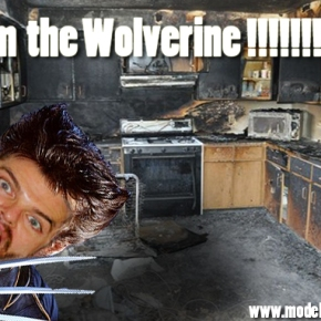 """Manly Daydreaming: If I Were """"The Wolverine"""""""