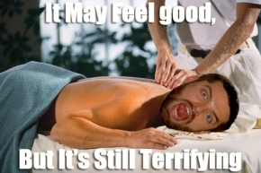 My Irrational Fear of Getting A Massage